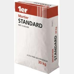 Mortier Standard 30 KG - 1ER