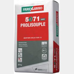 Mortier-colle améliorée déformable 5071 Prolisouple